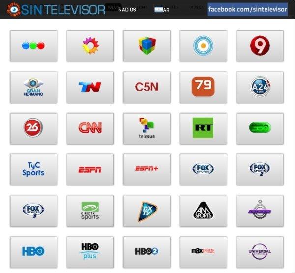 sin tv